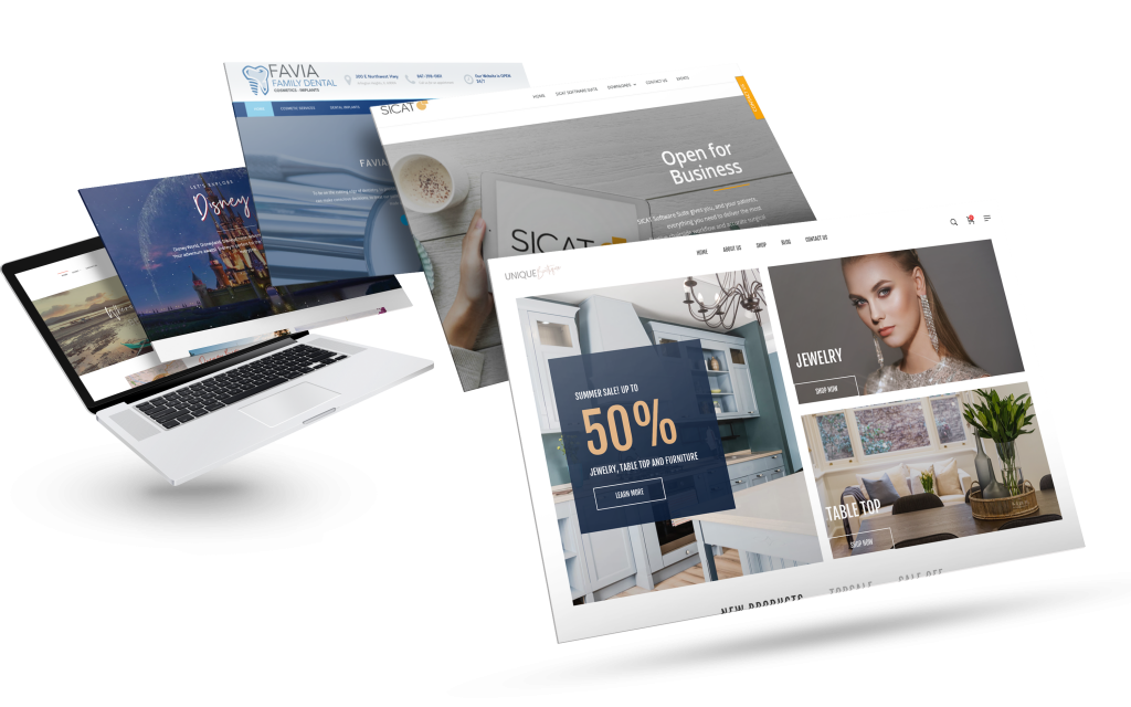Creative Press Designs has web development and marketing experience to help your business reach their potential.